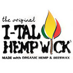 Ital Hemp Wicks