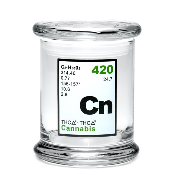 420Science Classic Jar - Cannabis