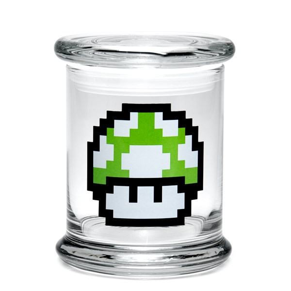 420Science Classic Jar - 1up Mushroom