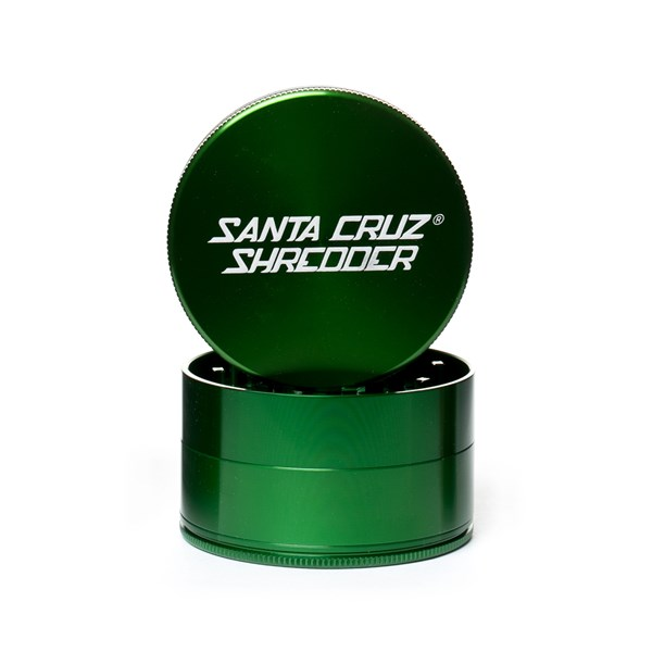 Santa Cruz Shredder  4 Piece Large Gloss Grinder