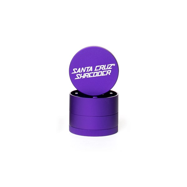 Santa Cruz Shredder  4 Piece Small Matte Grinder