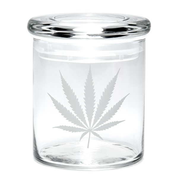420Science Classic Jar - Silver Leaf