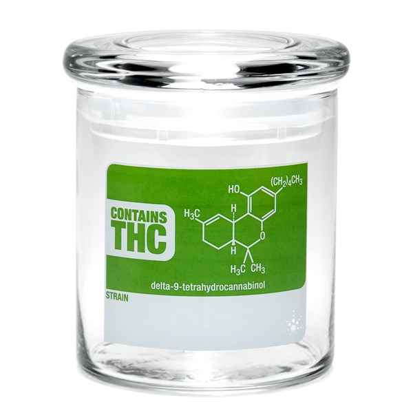 420Science Classic Jar - THC Write & Erase