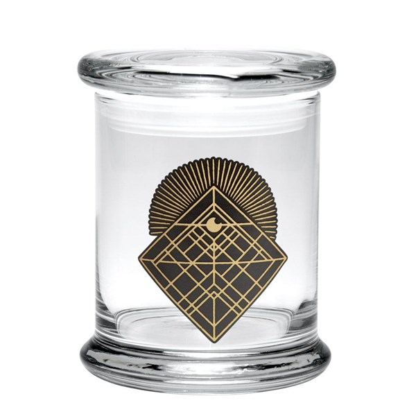 420Science Classic Jar - Diamond Intersect