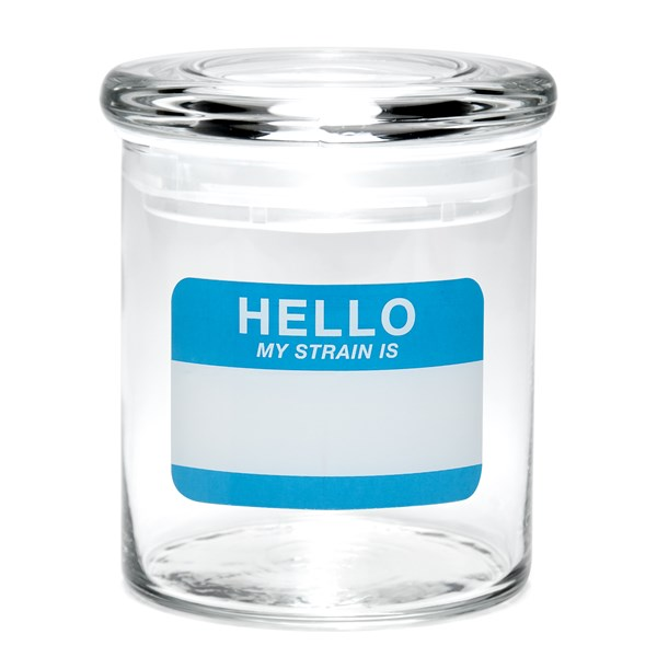 420Science Classic Jar - Write & Erase