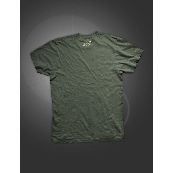 Green House Clothing Army T-Shirt Green (ATS002)