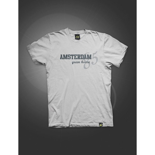 Green House Clothing '85 T-Shirt Jersey Grey (ATS017)