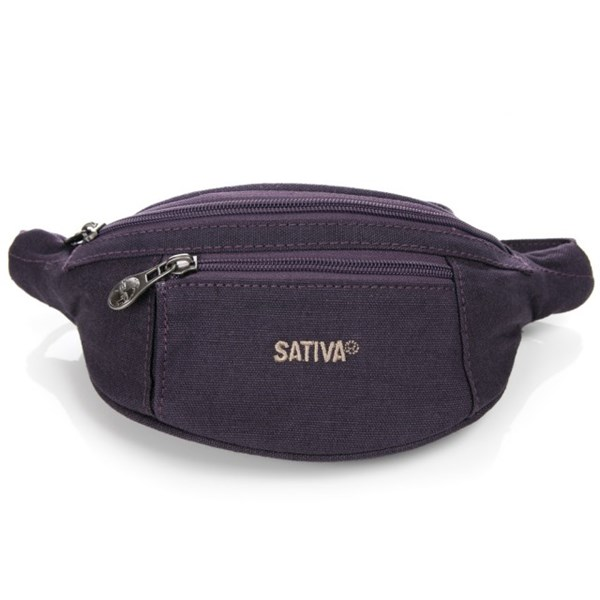 Sativa Hemp Bags Hip Bum Bag