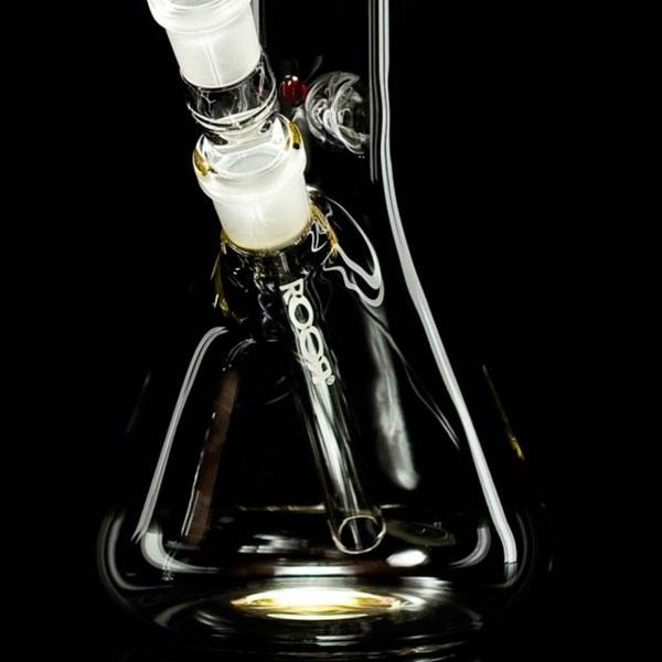 Roor Bong Dealers Cup Ice Master White