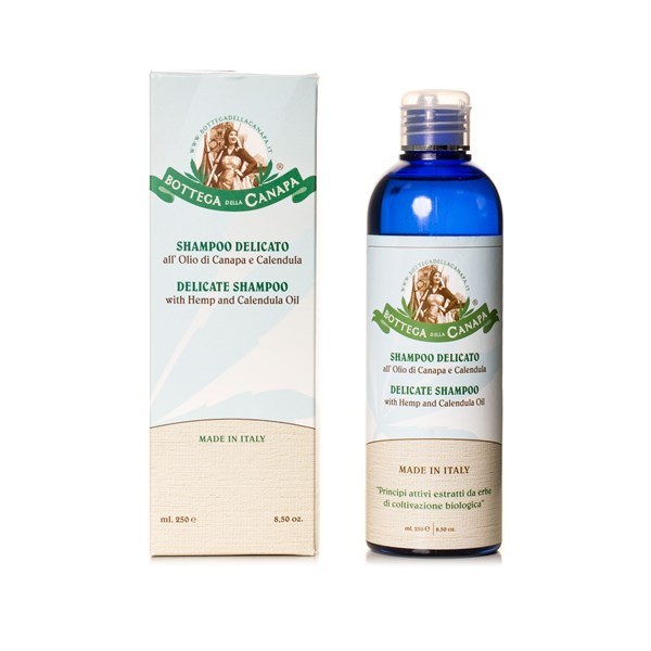 Bottega Della Canapa Shampoo with Hemp and Calendula