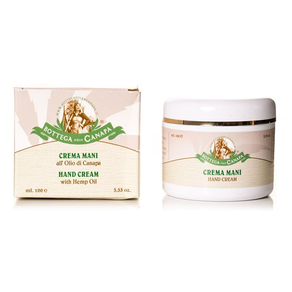 Bottega Della Canapa Hemp Oil Hand Cream