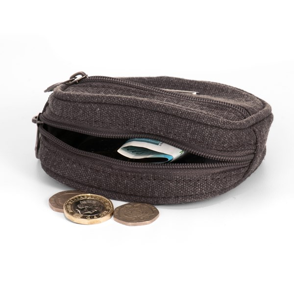 Sativa Hemp Bags Coin Pouch