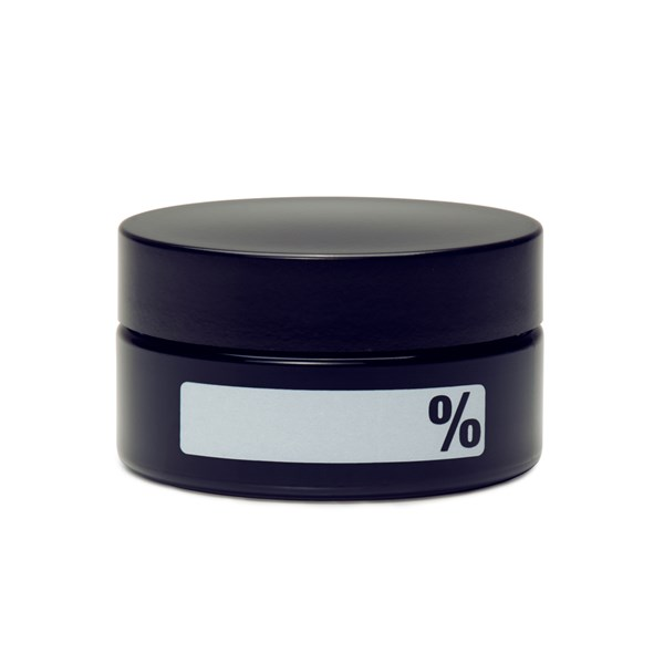 420Science UV Concentrate Jars - % Label (Write & Erase)