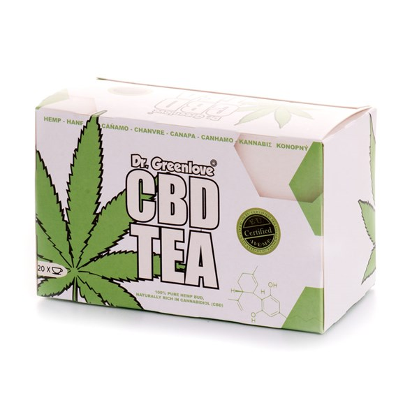 Dr. Greenlove CBD Tea