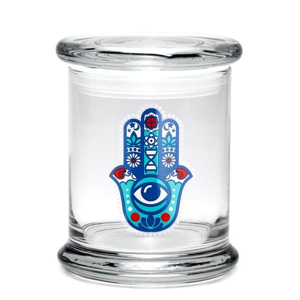 420Science Classic Jar - Hamsa