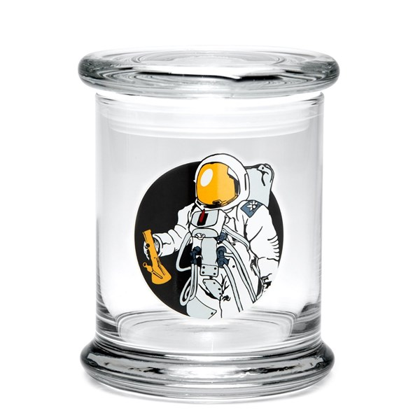 420Science Classic Jar - Space Man