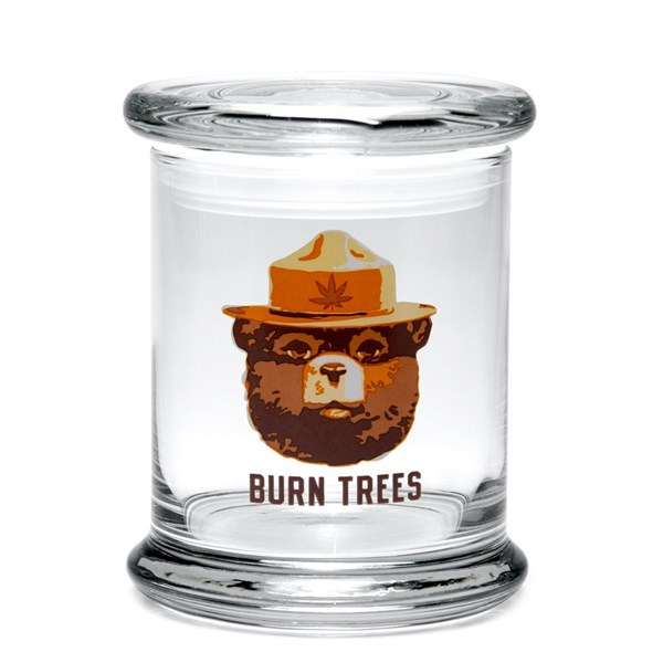 420Science Classic Jar - Burn Trees