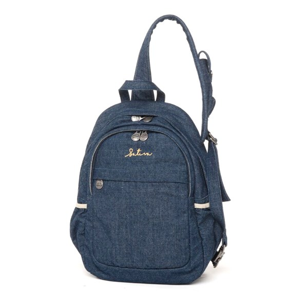 Sativa Hemp Bags Backpack - Messenger Style
