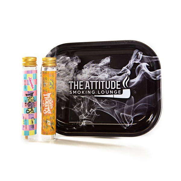 Lift Tickets  Terpene Infused Cones ASL Tray Gift Set - Double S