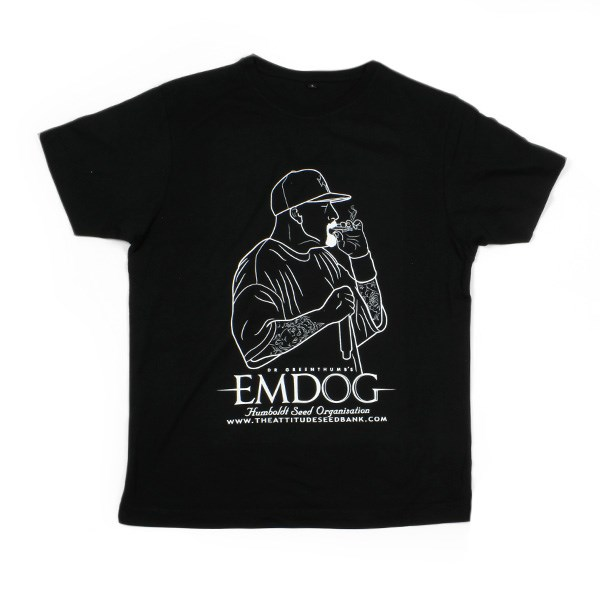 The Attitude B-Real EmDog OG T-Shirt