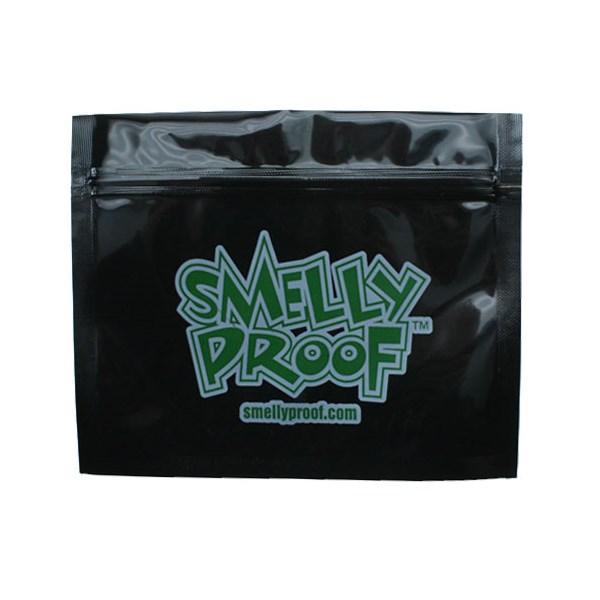 Smelly Proof Bags Storage Bags Black