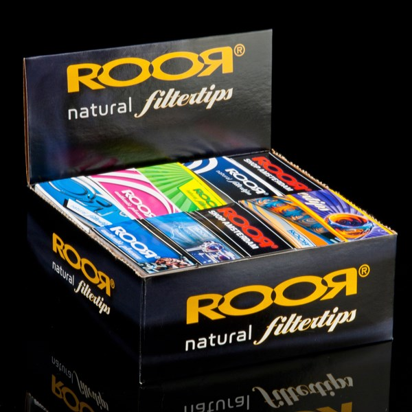 Roor Authentic Filter Tips
