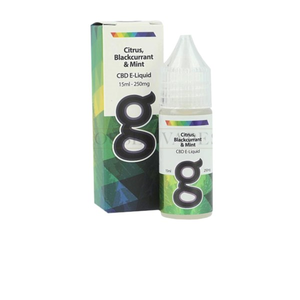London Cannabis Club CBD E-liquid G