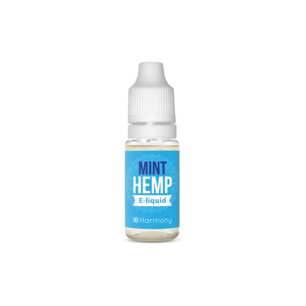 Harmony CBD E-liquid Mint Hemp