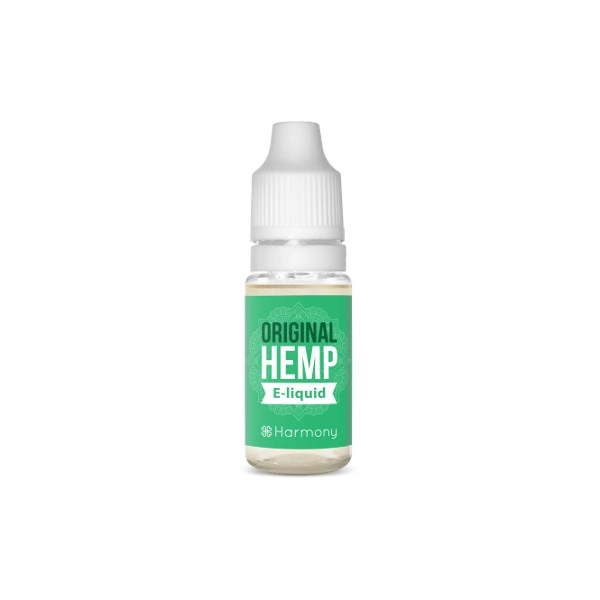 Harmony CBD E-liquid Original Hemp