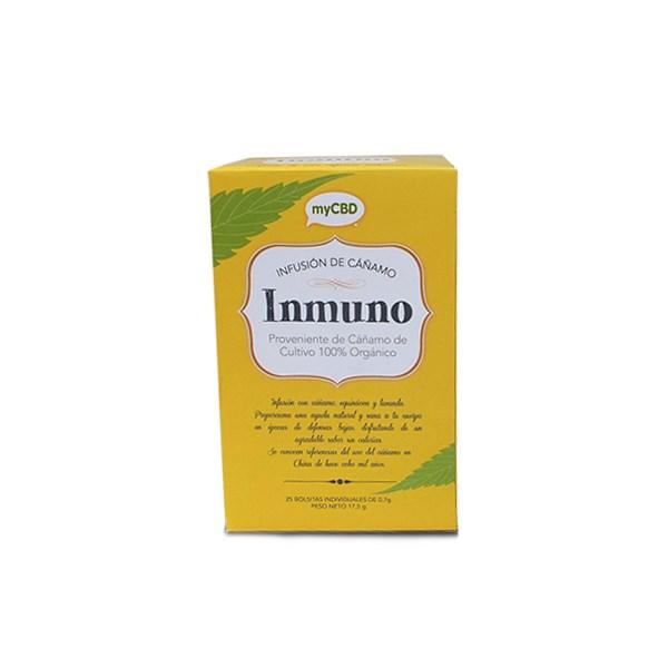 MyCBD Immuno CBD Infusion