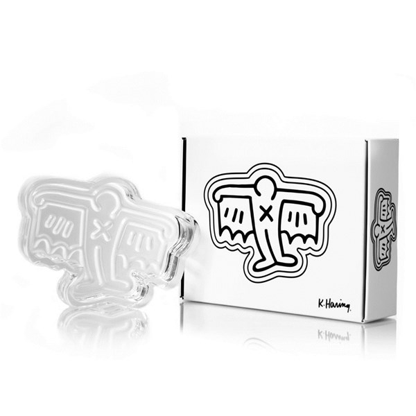 Keith Haring Catchall Ashtray - Man Bat