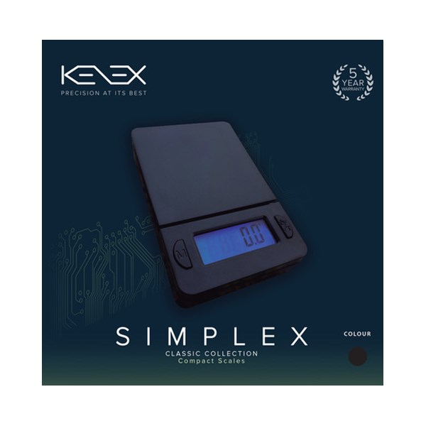 Kenex Digital Scales Platinum Collection - Simplex