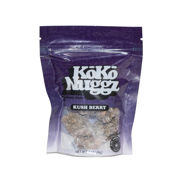 KokoNuggz Baggies - Kushberry