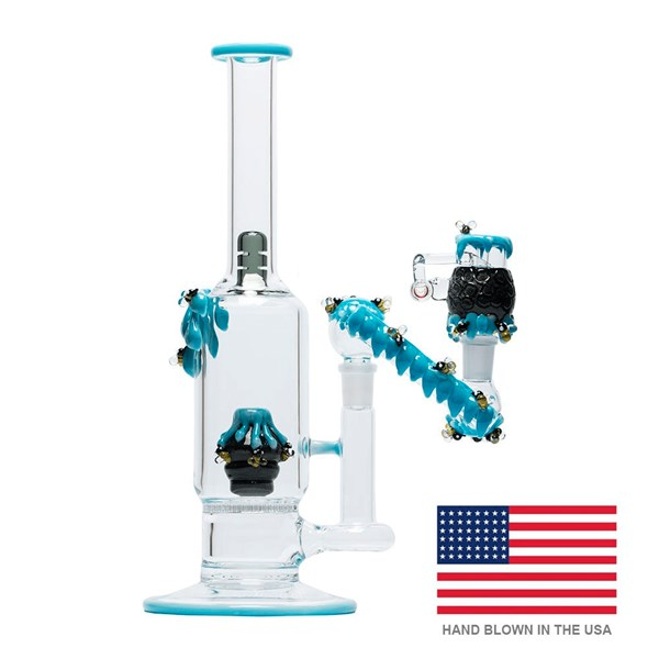 Dr Dabber Large HoneyRig Glass Dab Rig - Limited Edition