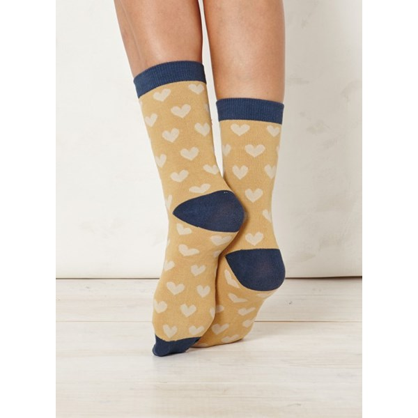 Thought Clothing Ladies Lover Sand Bamboo Socks