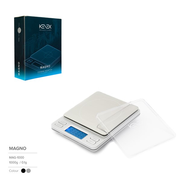 Kenex Digital Scales Platinum Collection - Magno