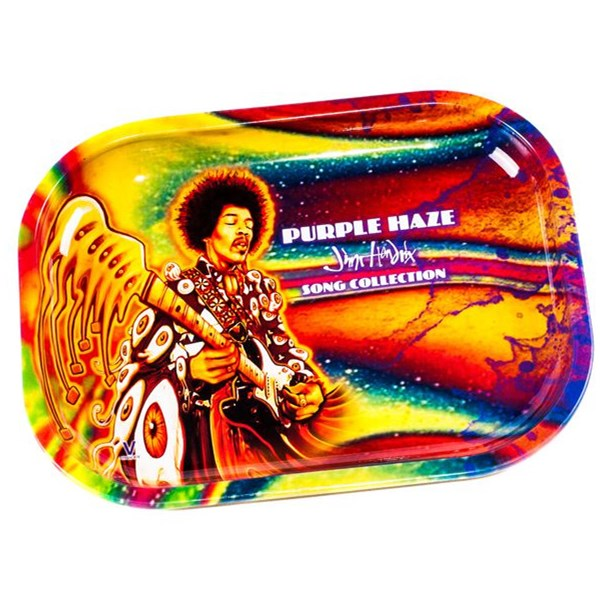 Jimi Hendrix Collection Trippy Guitar Tray