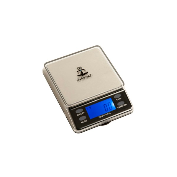 On Balance Scales Digital Mini Scale MTT-200
