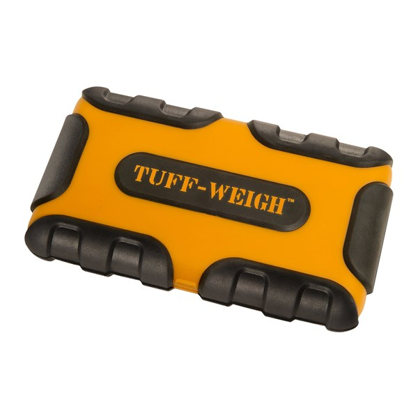 On Balance Scales Digital Tuff-Weight Scales - Orange