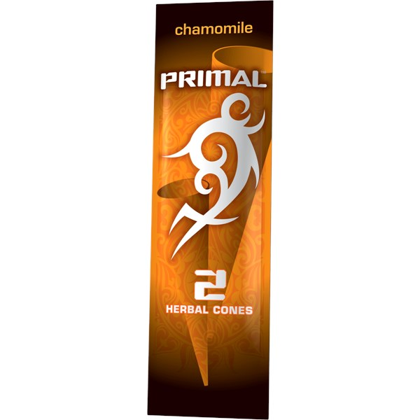 Primal Natural Tobacco Free Products Chamomile Flavour Blunt