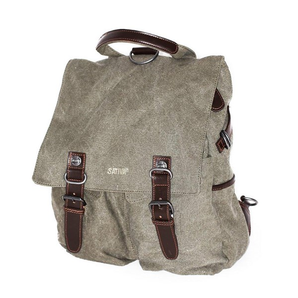 Sativa Hemp Bags Backpack (Medium Size)