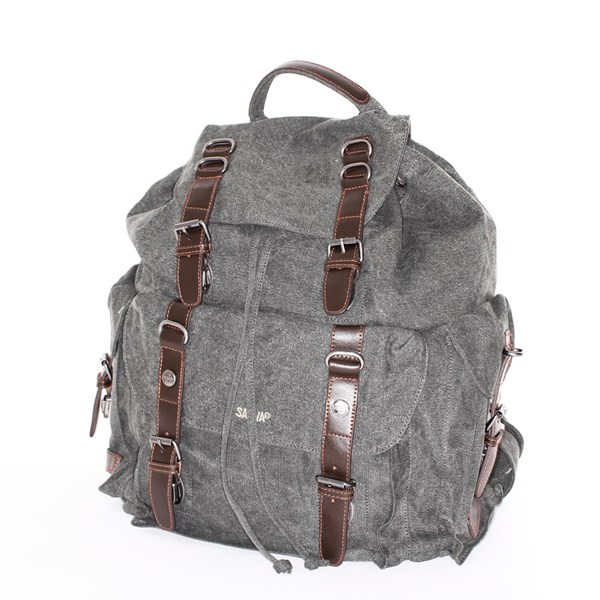 Sativa Hemp Bags Backpack - Deluxe Adventure