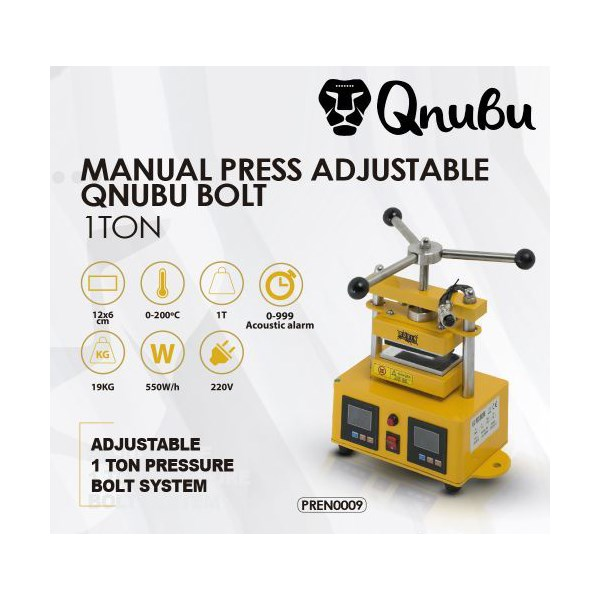 Qnubu Manual 1 Ton Extraction Bolt System Press