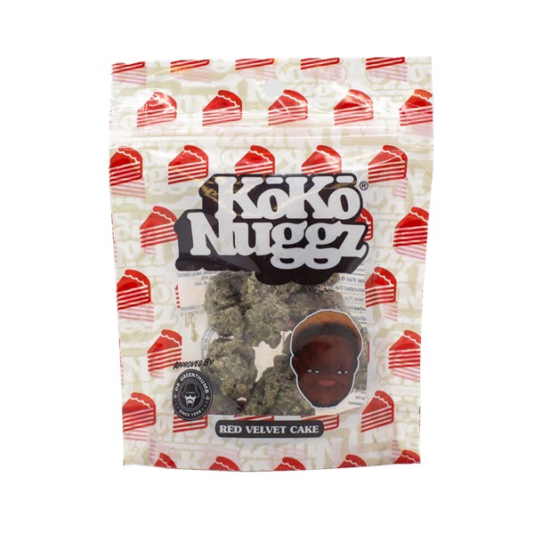 KokoNuggz Baggies - Red Velvet