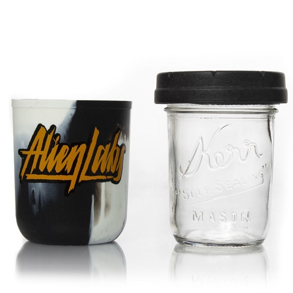 Re:Stash & Alien Labs Mason Stash Jar - You Are Not Alone