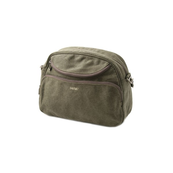 Sativa Hemp Bags Travel Shoulder Bag