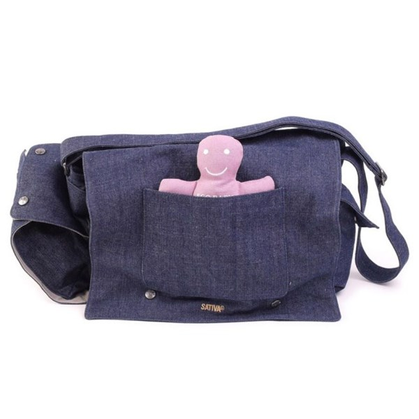 Sativa Hemp Bags Baby Changer Shoulder Bag