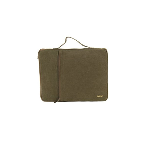 Sativa Hemp Bags Laptop Case With Handle