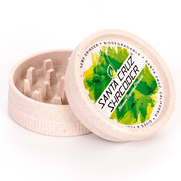 Santa Cruz Shredder  Hemp Grinder - Eco Santa Cruz