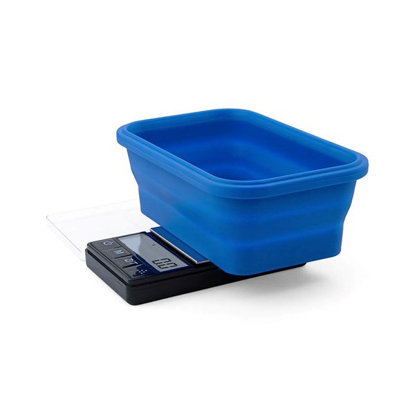 On Balance Scales Digital Mini Scale with Silicone Bowl SBS-200